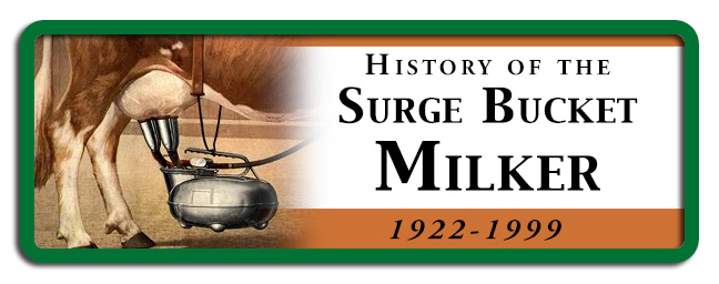 Image result for surge milking machine